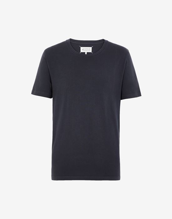 MAISON MARGIELA Cotton crewneck T-shirt Short sleeve t-shirt [*** pickupInStoreShippingNotGuaranteed_info ***] f