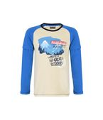 NAPAPIJRI Long sleeve T-shirt U K SASLONG JUNIOR f