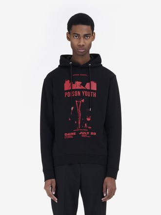 """Poison  Youth"" Hoodie"