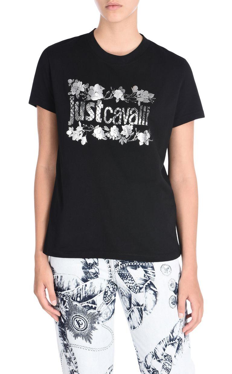 the best attitude 5bf91 1c39e Just Cavalli Short Sleeve t Shirt Women | Official Online Store