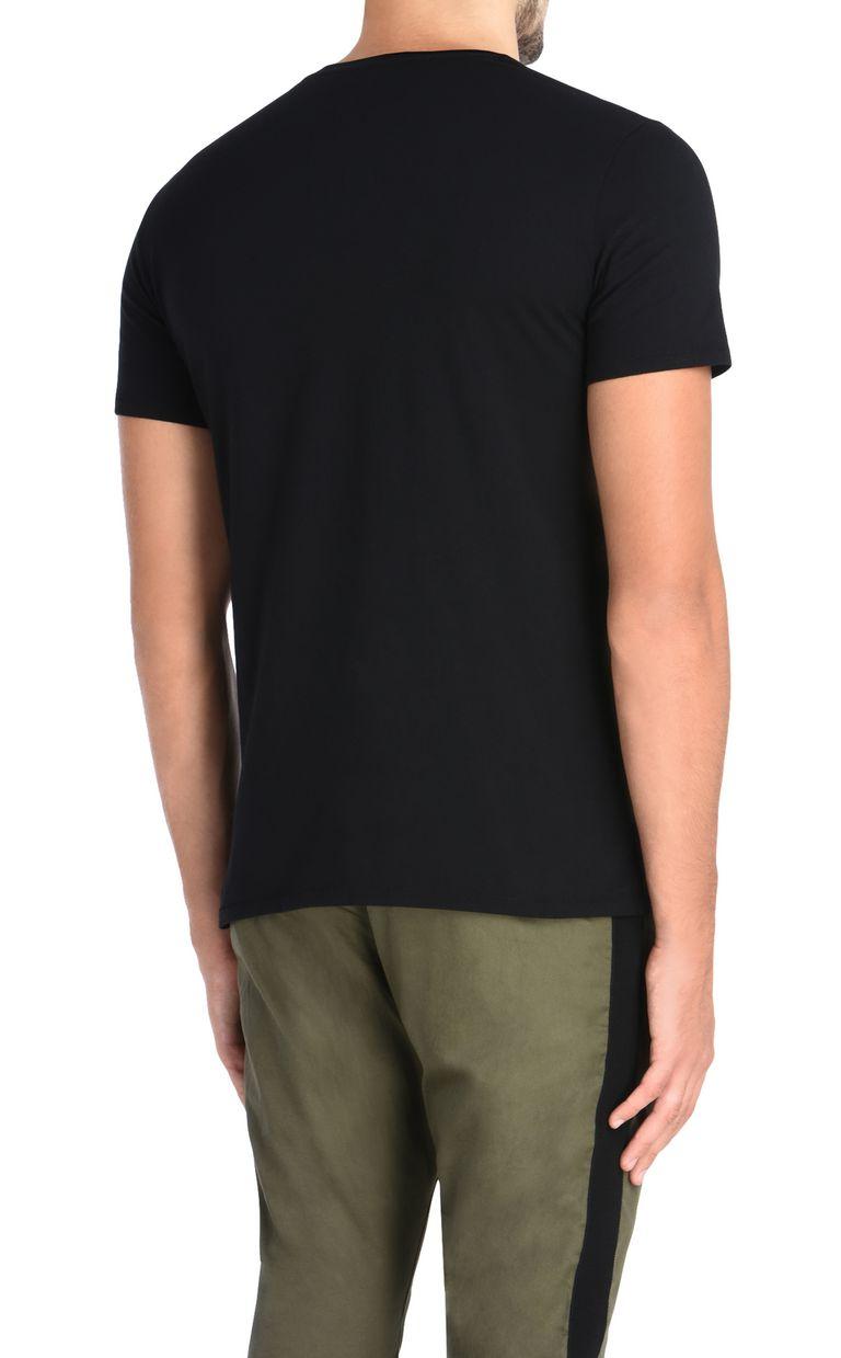 JUST CAVALLI T-shirt teschio T-shirt maniche corte [*** pickupInStoreShippingNotGuaranteed_info ***] d