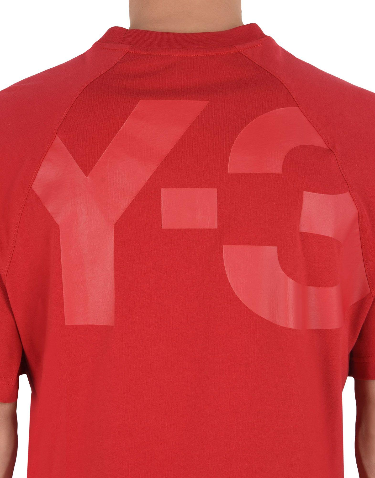 Y-3 Y-3 CLASSIC TEE Short sleeve t-shirt Man a