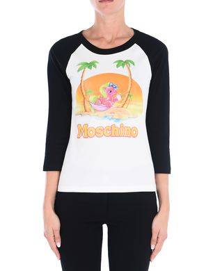 MOSCHINO Short sleeve t-shirts Woman r