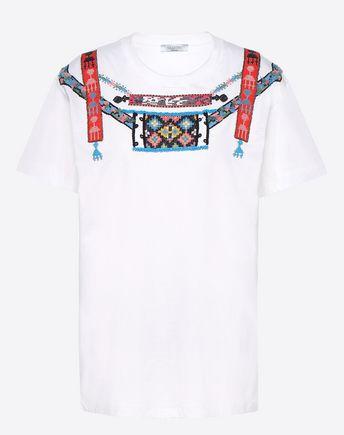 VALENTINO T-shirt U CamoushuffleT-shirt  f