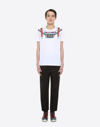 VALENTINO T-shirt U CamoushuffleT-shirt  r