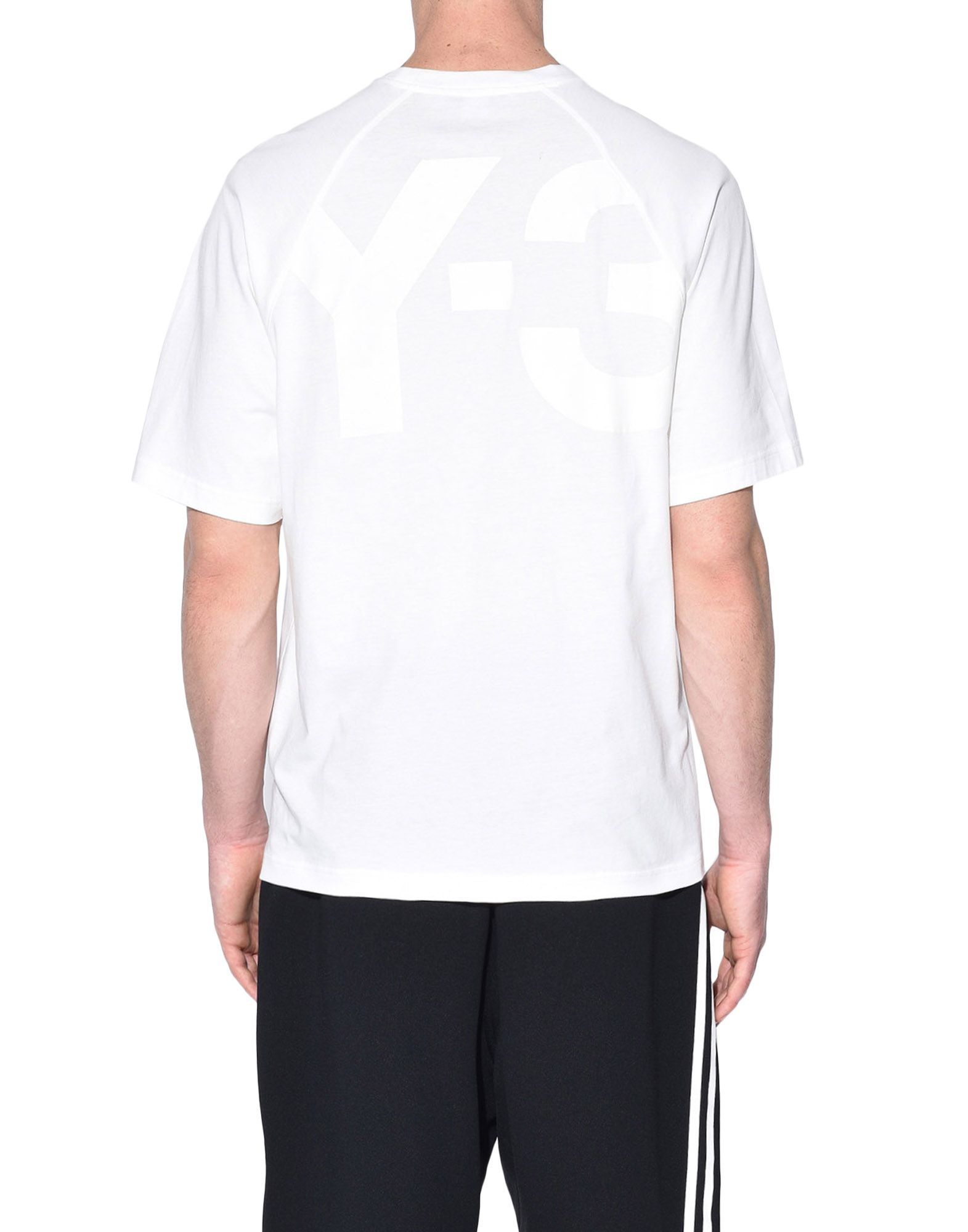 Y-3 Y-3 CLASSIC TEE Short sleeve t-shirt Man e