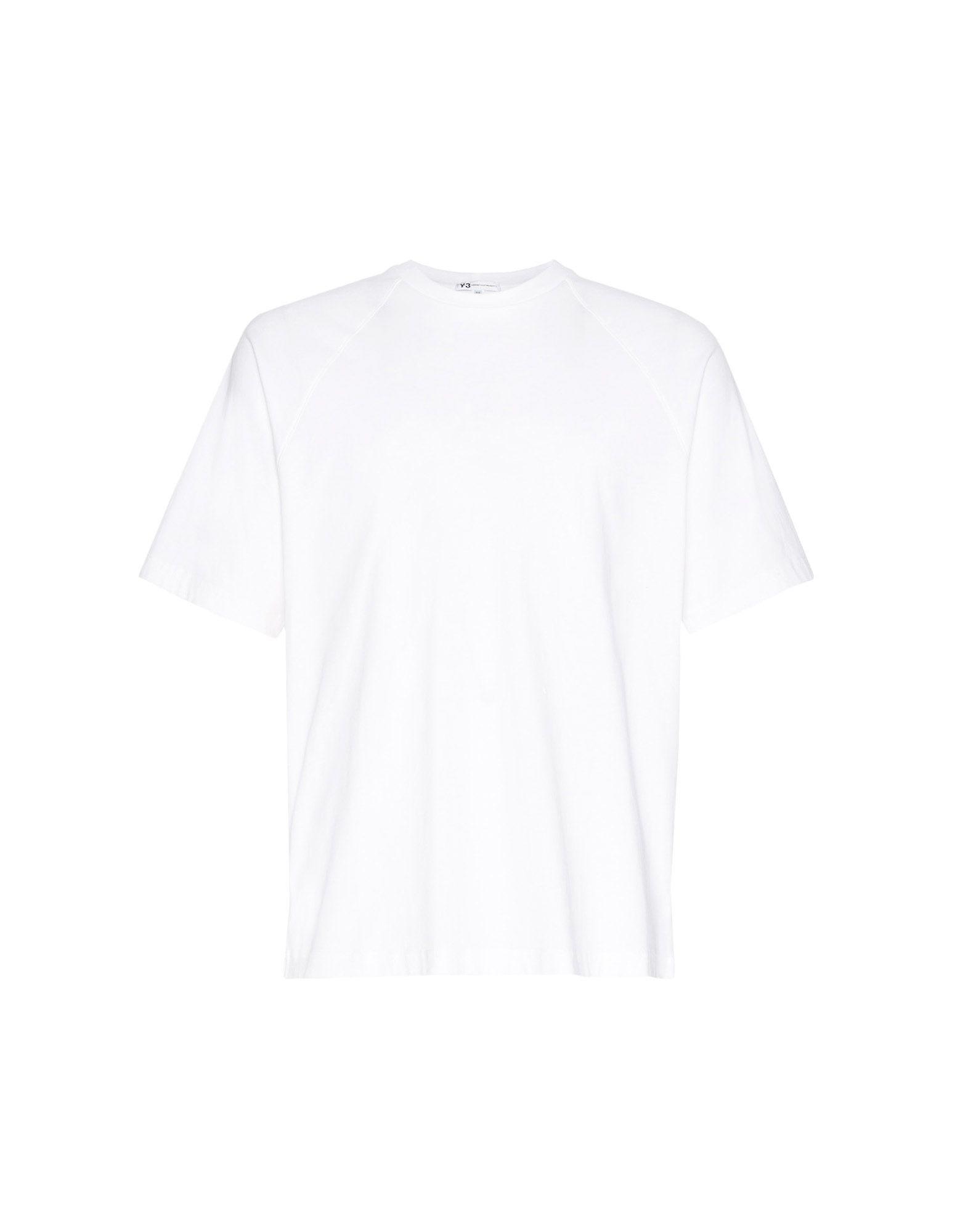 Y-3 Y-3 CLASSIC TEE Short sleeve t-shirt Man f