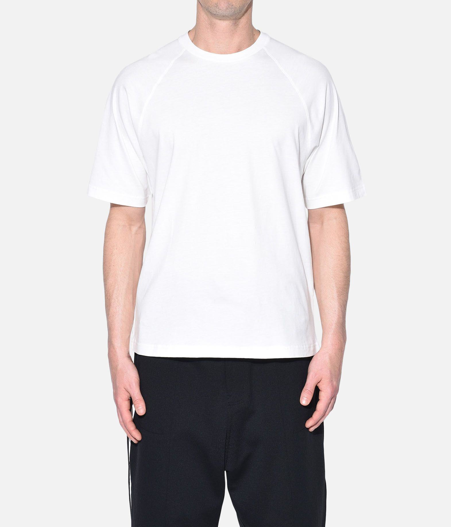 Y-3 Y-3 CLASSIC TEE Short sleeve t-shirt Man r