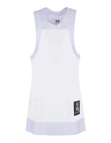 Y-3 SHEER TANK TOP TOPWEAR donna Y-3 adidas