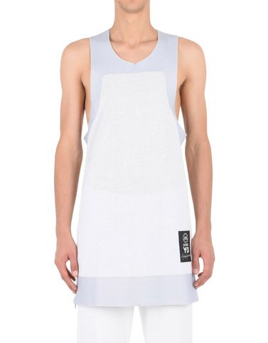 Y-3 SHEER TANK TOP TEES & POLOS woman Y-3 adidas