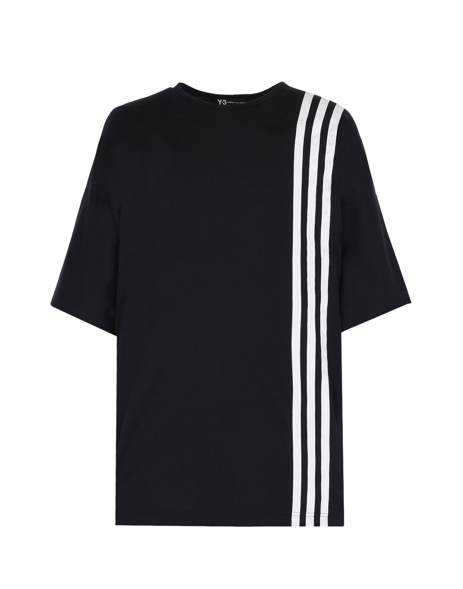 adidas 3 stripes t shirt uomo