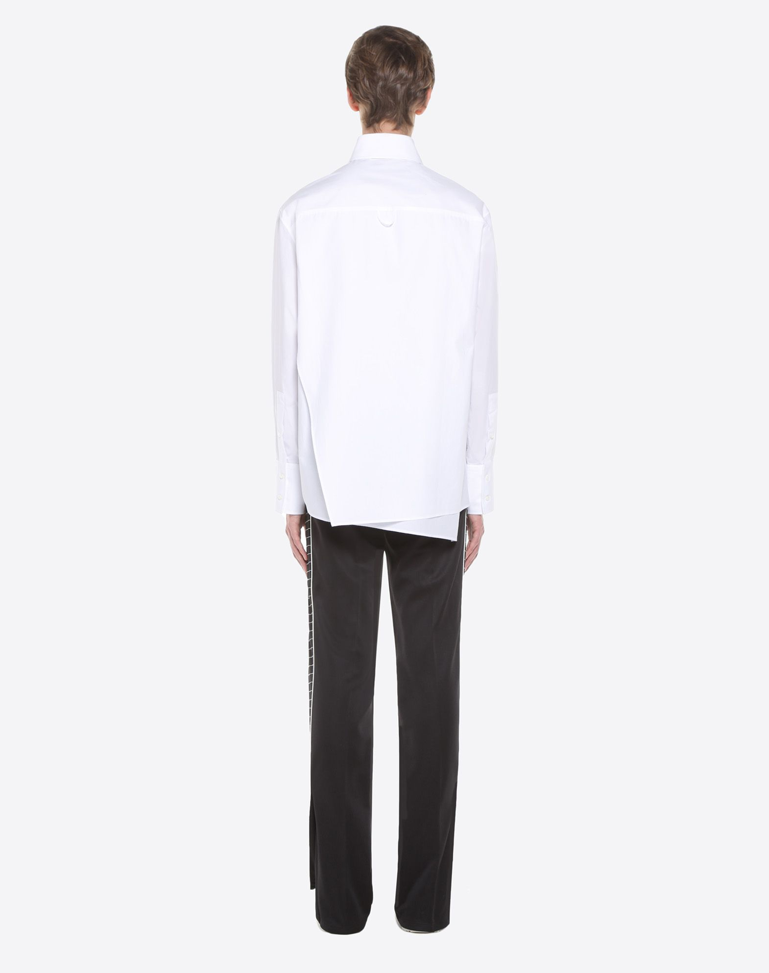 VALENTINO VLTN shirt with tie collar Shirt U e