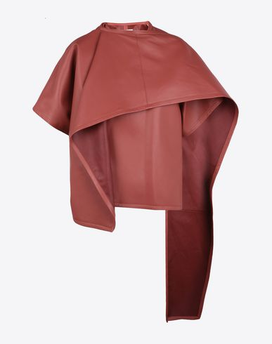 MAISON MARGIELA Top D Supple leather top f