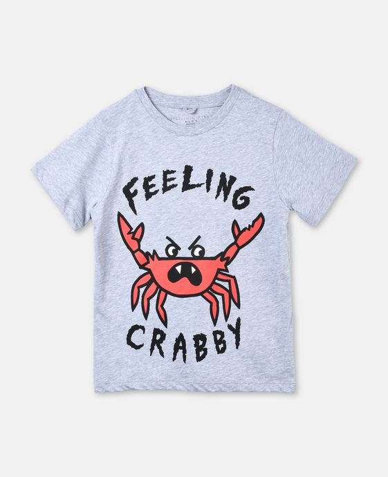 Arlo Feeling Crabby T-shirt