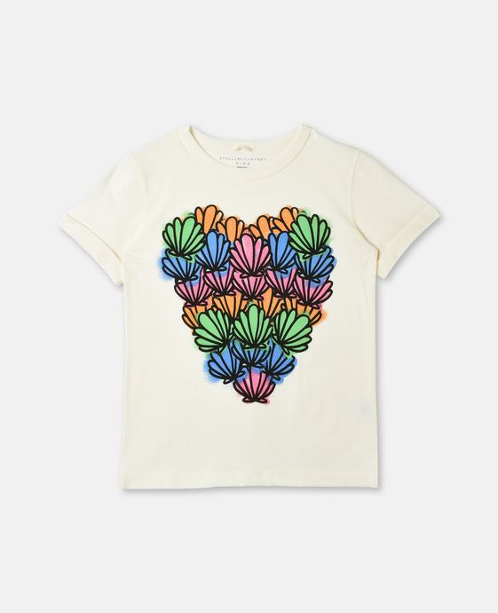 Lolly Heart Shells T-shirt