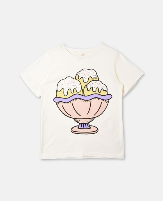 Arlow Ice Cream Print T-shirt
