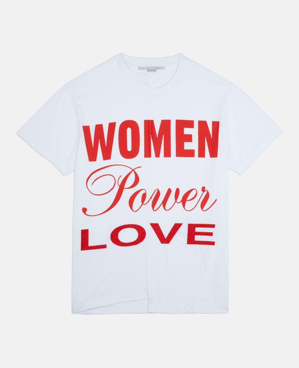 Powered By Women T-shirt