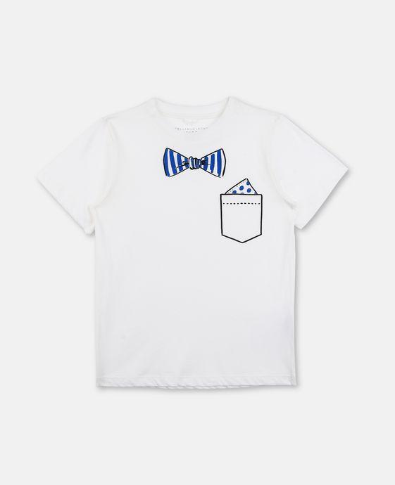 アーロ・蝶ネクタイTシャツ