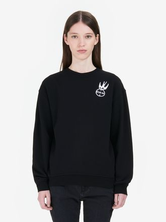 Swallow Badge Sweatshirt