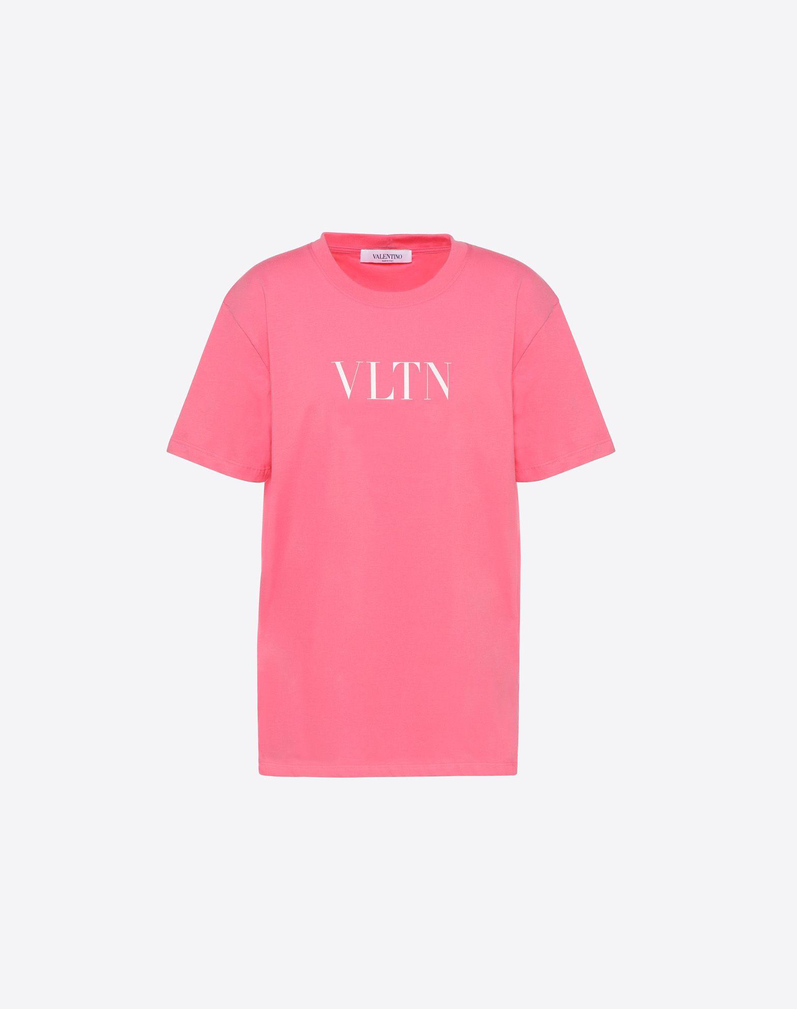 Women39s vltn t shirt valentino valentino online boutique us for T shirt bedruckt sprüche