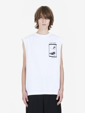 """Mystic Cards"" Sleeveless T-Shirt"