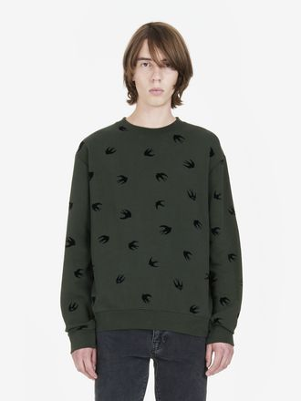 Micro Swallow Sweatshirt