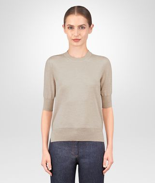 MINK MERINO SWEATER