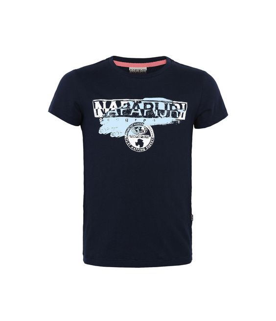 NAPAPIJRI K SHADOW KID Short sleeve T-shirt Man f