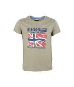 NAPAPIJRI Short sleeve T-shirt Man K SOLEX KID f