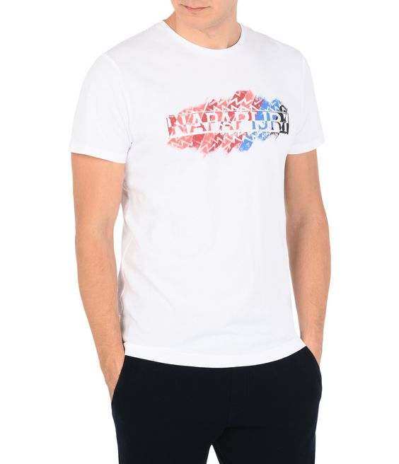 NAPAPIJRI SERVIAN Short sleeve T-shirt Man f