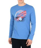 NAPAPIJRI Long sleeve T-shirt U SAT f