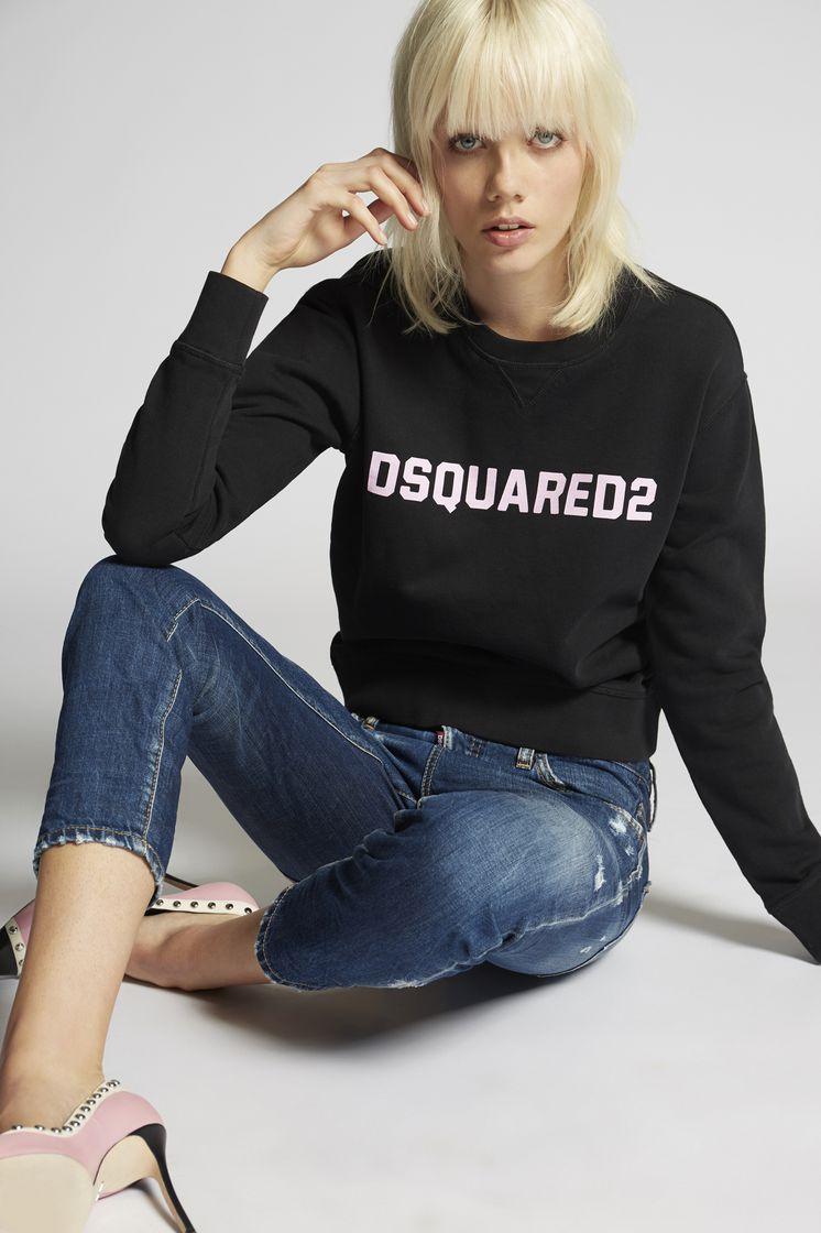 DSQUARED2 S72GU0137S25305900 Sweatshirt Woman m