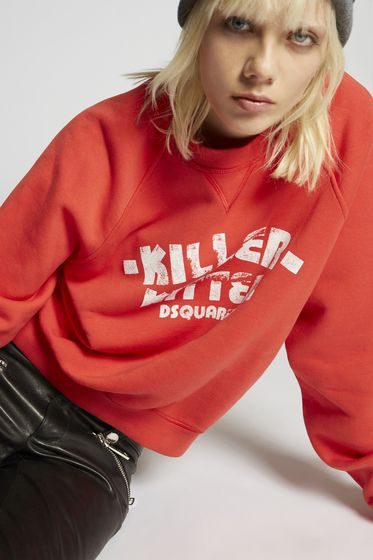 DSQUARED2 Sweatshirt Woman S72GU0147S25030100 m