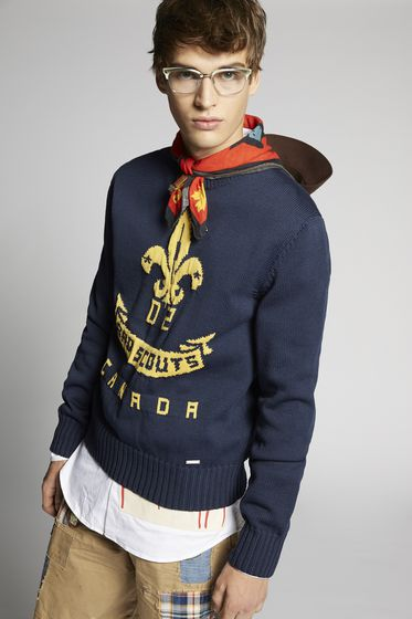 DSQUARED2 Pullover Man S74HA0826S16233961 m