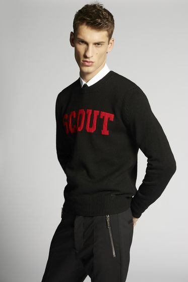 DSQUARED2 Pullover Man S74HA0848S16236961 b