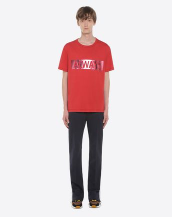 VALENTINO UOMO T-shirt U Camou Shuffle T-shirt r