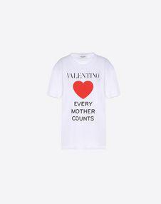 VALENTINO T-shirt D PB0MG08A41Y 0BO f