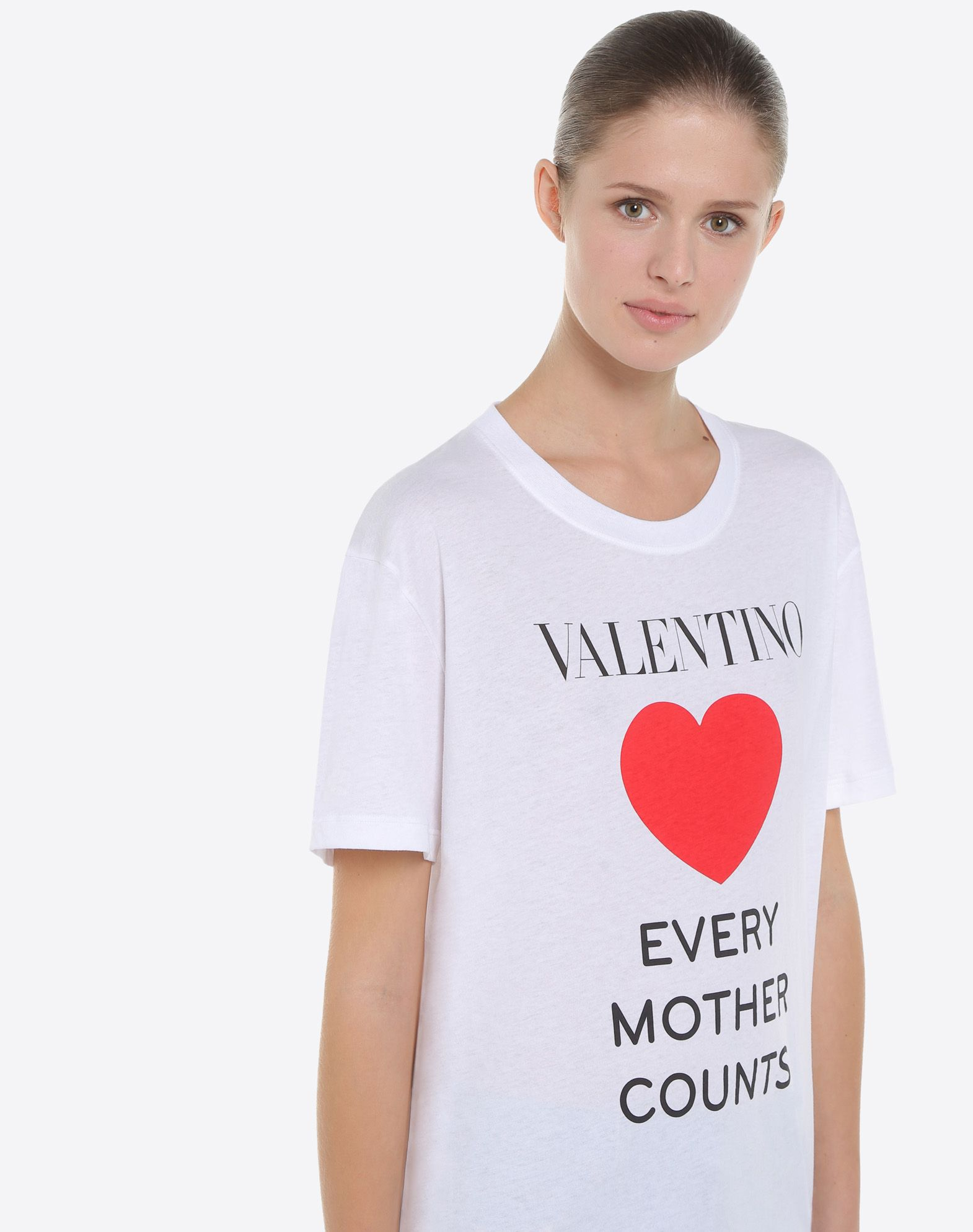 VALENTINO Every Mother Counts x Valentino T-Shirt T-shirt D a