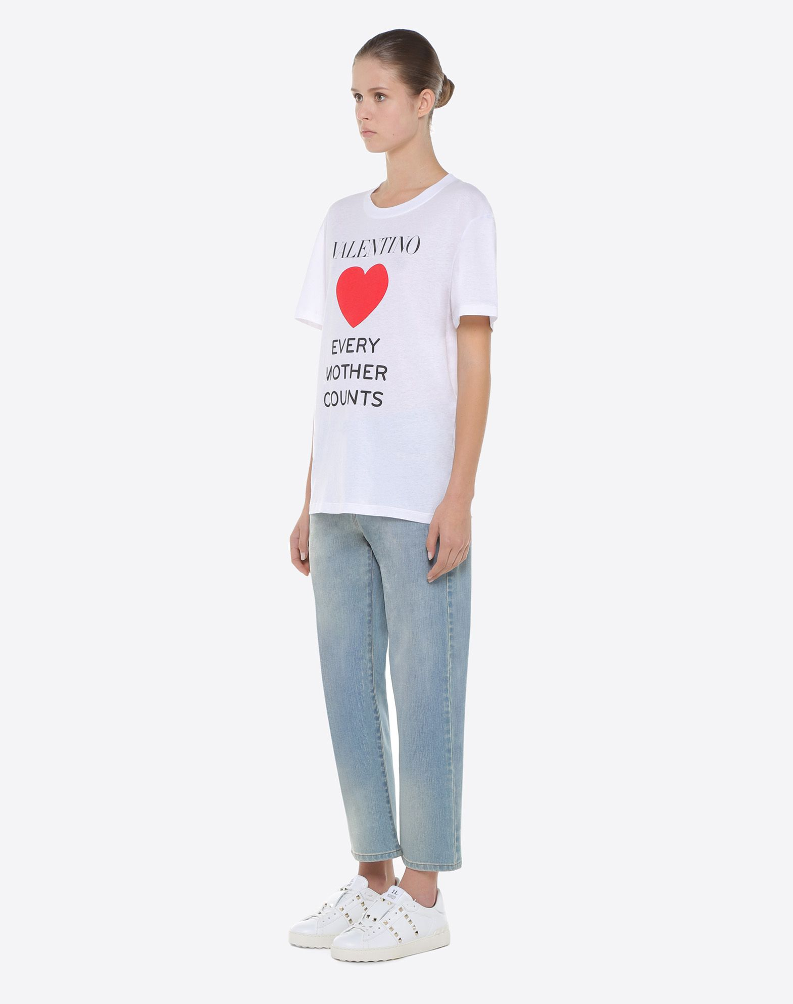 VALENTINO Every Mother Counts x Valentino T-Shirt T-shirt D d
