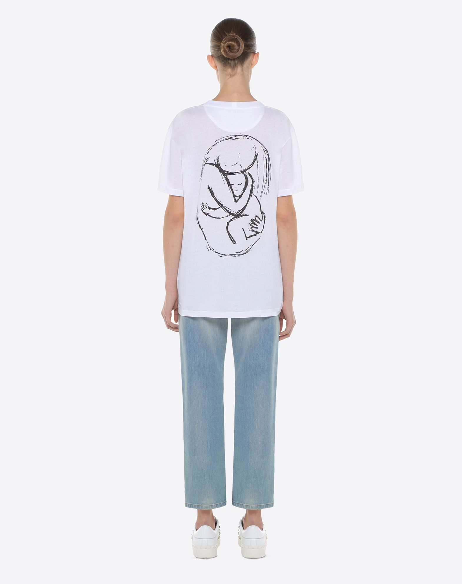 VALENTINO Every Mother Counts x Valentino T-Shirt T-shirt D e