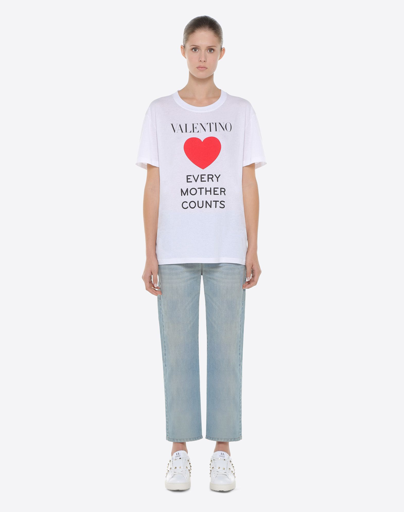 VALENTINO Every Mother Counts x Valentino T-Shirt T-shirt D r