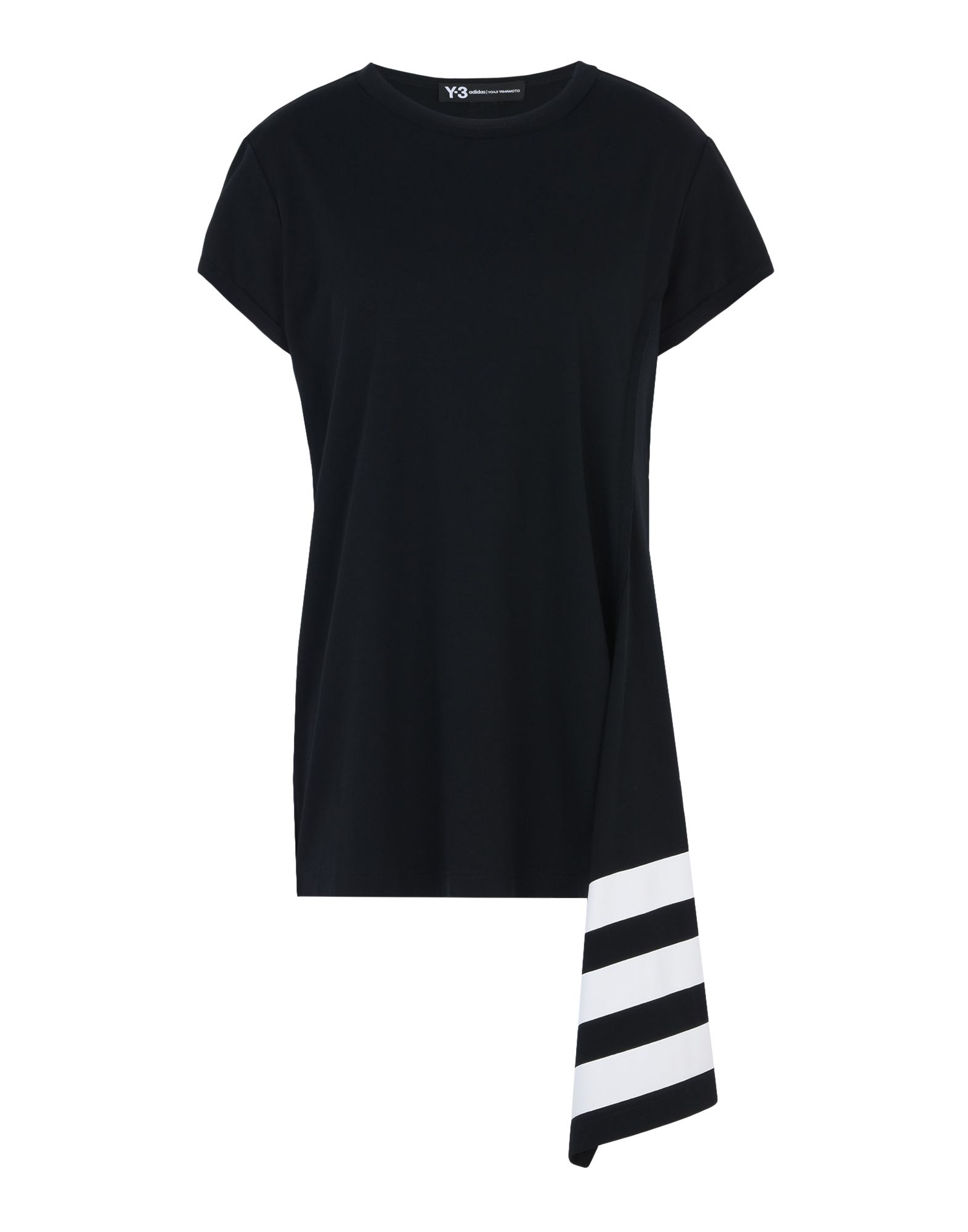 adidas t-shirt 3 stripes donna