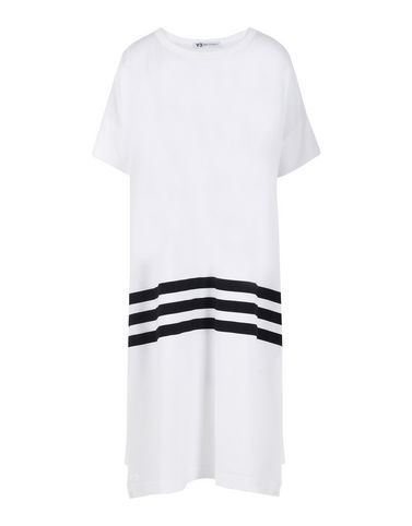 Y-3 3-STRIPES LONG TEE TEES & POLOS woman Y-3 adidas