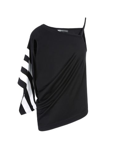 Y-3 STRIPE TANK TOP