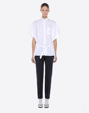 VALENTINO TOP D Top Stripes Re-edition  r