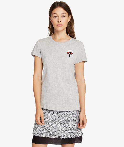 KARL LAGERFELD Ikonik Emoji-Karl-T-Shirt 12_f