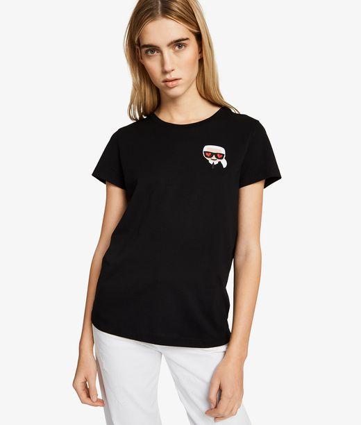 KARL LAGERFELD Ikonik Emoji Karl T-Shirt 12_f