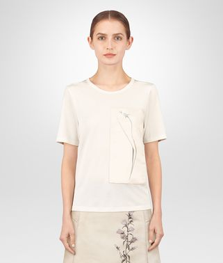 LATTE SILK T-SHIRT