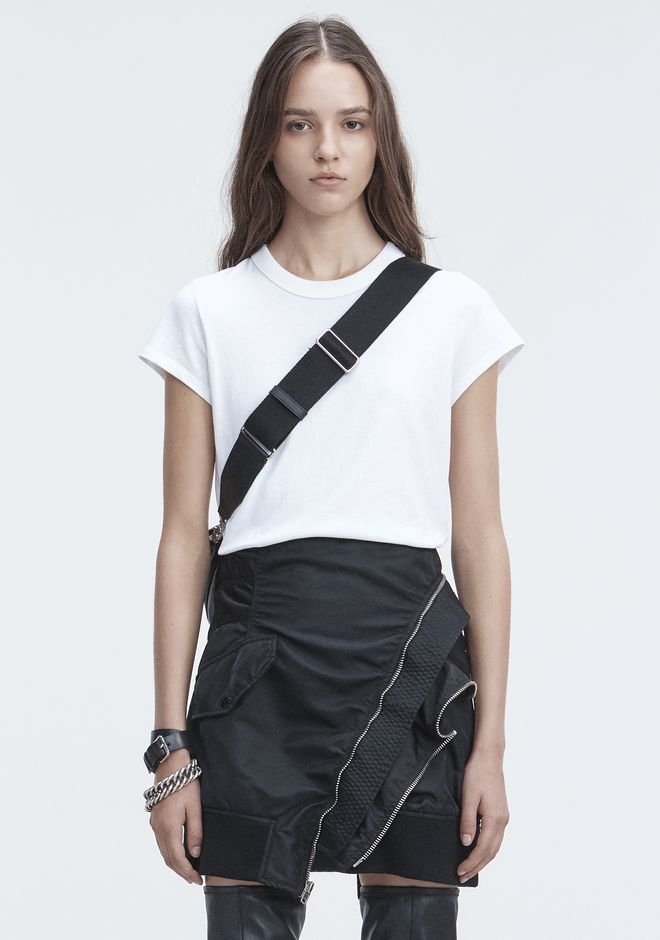 T by ALEXANDER WANG 上衣 女士 SHORT SLEEVE BODYSUIT