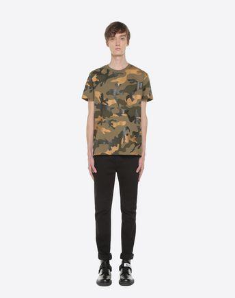 VALENTINO UOMO T-shirt U PV3MG10V3LE 0NO r